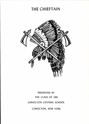 Page 5, 1961 Edition, Cohocton Central School - Chieftain Yearbook (Cohocton, NY) online yearbook collection