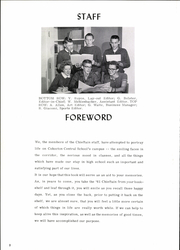 Page 6, 1961 Edition, Cohocton Central School - Chieftain Yearbook (Cohocton, NY) online yearbook collection