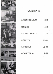 Page 7, 1961 Edition, Cohocton Central School - Chieftain Yearbook (Cohocton, NY) online yearbook collection