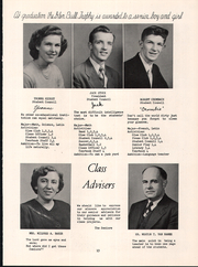 Page 17, 1950 Edition, Leavenworth Central High School - Roll Call Yearbook (Wolcott, NY) online yearbook collection