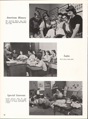 Page 14, 1958 Edition, Leavenworth Central High School - Roll Call Yearbook (Wolcott, NY) online yearbook collection