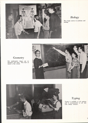 Page 15, 1958 Edition, Leavenworth Central High School - Roll Call Yearbook (Wolcott, NY) online yearbook collection