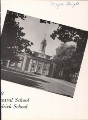 Page 3, 1958 Edition, Leavenworth Central High School - Roll Call Yearbook (Wolcott, NY) online yearbook collection