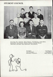Franklin Central High School - Liberanni Yearbook (Franklin, NY) online yearbook collection, 1954 Edition, Page 12
