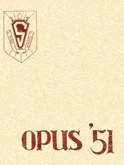 1951 Edition, Sherburne Central High School - Opus Yearbook (Sherburne, NY)