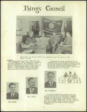 Page 12, 1951 Edition, Sherburne Central High School - Opus Yearbook (Sherburne, NY) online yearbook collection