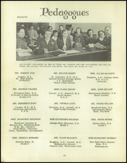 Page 14, 1951 Edition, Sherburne Central High School - Opus Yearbook (Sherburne, NY) online yearbook collection