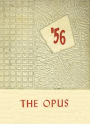1956 Edition, Sherburne Central High School - Opus Yearbook (Sherburne, NY)