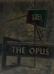 1958 Edition, Sherburne Central High School - Opus Yearbook (Sherburne, NY)