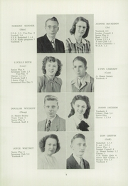 Page 10, 1949 Edition, Ovid Central High School - Ovidian Yearbook (Ovid, NY) online yearbook collection