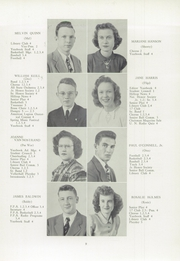 Page 11, 1949 Edition, Ovid Central High School - Ovidian Yearbook (Ovid, NY) online yearbook collection