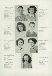 Page 12, 1949 Edition, Ovid Central High School - Ovidian Yearbook (Ovid, NY) online yearbook collection