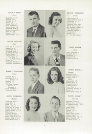 Page 9, 1949 Edition, Ovid Central High School - Ovidian Yearbook (Ovid, NY) online yearbook collection