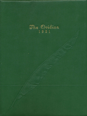 1951 Edition, Ovid Central High School - Ovidian Yearbook (Ovid, NY)