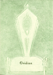 1952 Edition, Ovid Central High School - Ovidian Yearbook (Ovid, NY)