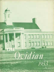 1953 Edition, Ovid Central High School - Ovidian Yearbook (Ovid, NY)