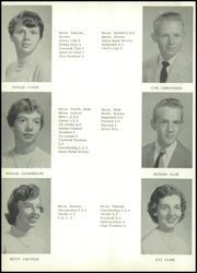 Page 14, 1956 Edition, Ovid Central High School - Ovidian Yearbook (Ovid, NY) online yearbook collection