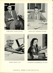 Page 8, 1958 Edition, Ovid Central High School - Ovidian Yearbook (Ovid, NY) online yearbook collection