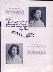 Page 11, 1944 Edition, Bentley High School - Silhouette Yearbook (New York, NY) online yearbook collection