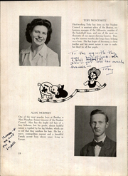 Page 20, 1944 Edition, Bentley High School - Silhouette Yearbook (New York, NY) online yearbook collection