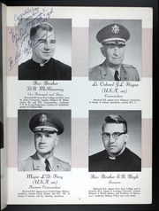 Page 13, 1963 Edition, Cardinal Farley Military Academy - Lorica Yearbook (Rhinecliff, NY) online yearbook collection