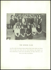 Page 10, 1954 Edition, Spence School - Yearbook (New York, NY) online yearbook collection