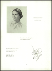 Page 12, 1954 Edition, Spence School - Yearbook (New York, NY) online yearbook collection