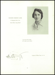 Page 17, 1954 Edition, Spence School - Yearbook (New York, NY) online yearbook collection