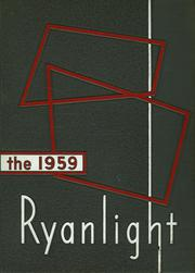 Bishop Ryan High School - Ryanlight Yearbook (Buffalo, NY) online yearbook collection, 1959 Edition, Page 1
