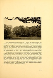 Page 15, 1925 Edition, Huntington College - Mnemosyne Yearbook (Huntington, IN) online yearbook collection