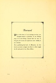Page 8, 1925 Edition, Huntington College - Mnemosyne Yearbook (Huntington, IN) online yearbook collection