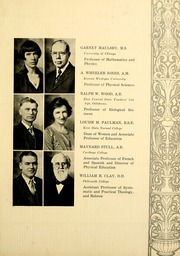 Page 21, 1927 Edition, Huntington College - Mnemosyne Yearbook (Huntington, IN) online yearbook collection