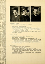 Page 26, 1927 Edition, Huntington College - Mnemosyne Yearbook (Huntington, IN) online yearbook collection