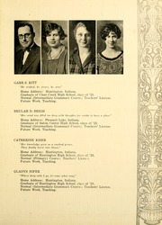 Page 29, 1927 Edition, Huntington College - Mnemosyne Yearbook (Huntington, IN) online yearbook collection
