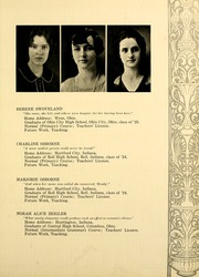 Page 31, 1927 Edition, Huntington College - Mnemosyne Yearbook (Huntington, IN) online yearbook collection