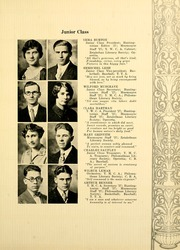 Page 35, 1927 Edition, Huntington College - Mnemosyne Yearbook (Huntington, IN) online yearbook collection