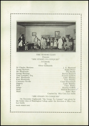 Page 100, 1929 Edition, Huntington College - Mnemosyne Yearbook (Huntington, IN) online yearbook collection