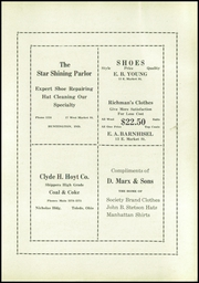 Page 107, 1929 Edition, Huntington College - Mnemosyne Yearbook (Huntington, IN) online yearbook collection