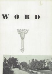Page 9, 1937 Edition, Huntington College - Mnemosyne Yearbook (Huntington, IN) online yearbook collection