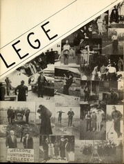 Page 7, 1939 Edition, Huntington College - Mnemosyne Yearbook (Huntington, IN) online yearbook collection