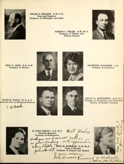 Page 9, 1939 Edition, Huntington College - Mnemosyne Yearbook (Huntington, IN) online yearbook collection