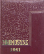 Huntington College - Mnemosyne Yearbook (Huntington, IN) online yearbook collection, 1941 Edition, Page 1