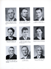 Page 10, 1942 Edition, Huntington College - Mnemosyne Yearbook (Huntington, IN) online yearbook collection