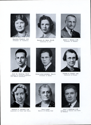 Page 11, 1942 Edition, Huntington College - Mnemosyne Yearbook (Huntington, IN) online yearbook collection