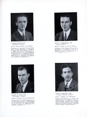 Page 14, 1942 Edition, Huntington College - Mnemosyne Yearbook (Huntington, IN) online yearbook collection