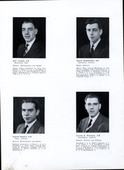 Page 15, 1942 Edition, Huntington College - Mnemosyne Yearbook (Huntington, IN) online yearbook collection