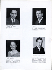 Page 16, 1942 Edition, Huntington College - Mnemosyne Yearbook (Huntington, IN) online yearbook collection