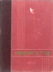 1944 Edition, Huntington College - Mnemosyne Yearbook (Huntington, IN)
