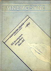 1945 Edition, Huntington College - Mnemosyne Yearbook (Huntington, IN)