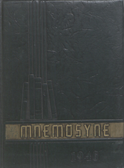 1946 Edition, Huntington College - Mnemosyne Yearbook (Huntington, IN)